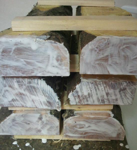 uscarea naturală a lemnului