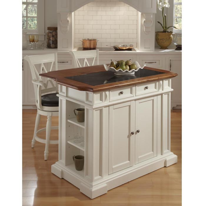 small kitchen island with stools mobila mdf revista din lemn 8074