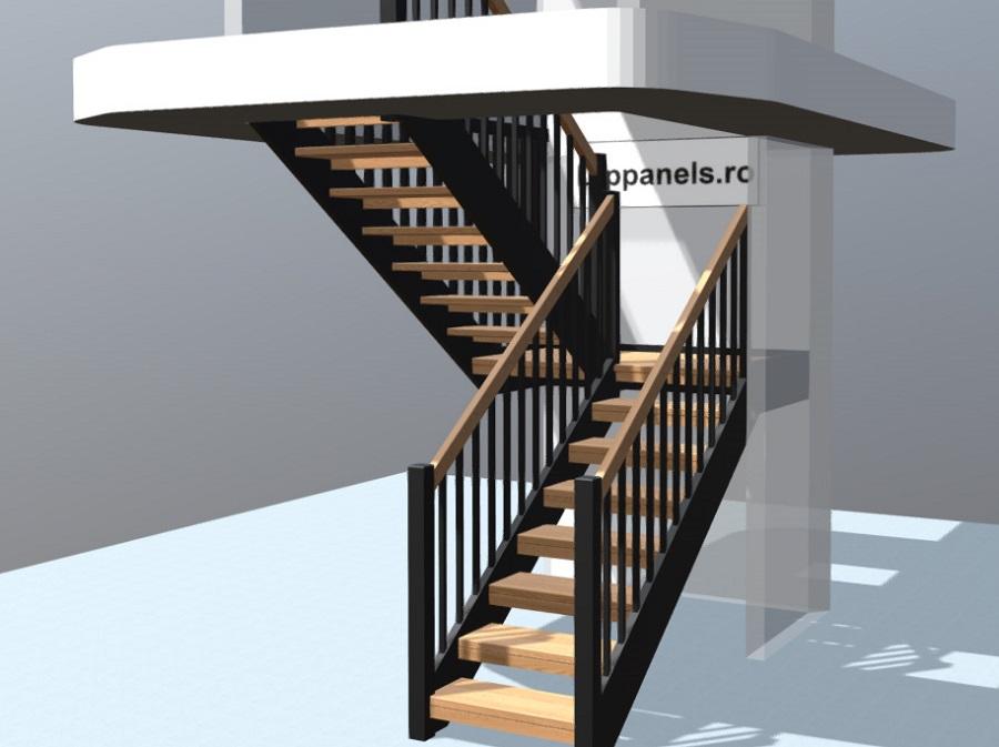 proiectare scări