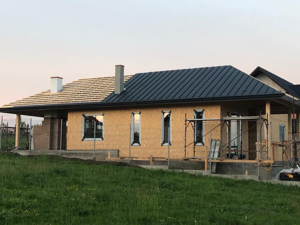 casa pe structura le lemn suceava litarh
